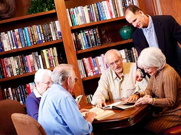 Assisted Living, Senior Living, Retirement Home